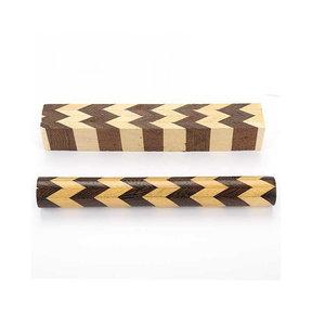 Laminated Wood Pen Blank  39