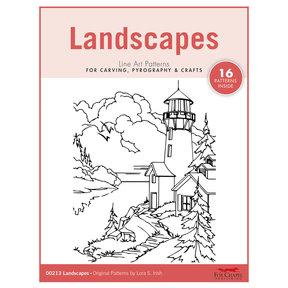 Landscapes Carving Patterns Pack