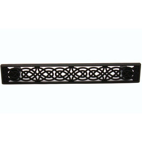 Large Celtic Style Pull, Oil Rubbed Bronze