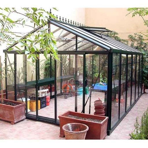 View a Larger Image of Large Royal Victorian VI 46 Greenhouse
