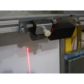 Laser Line for Saw Trax Panel Saw