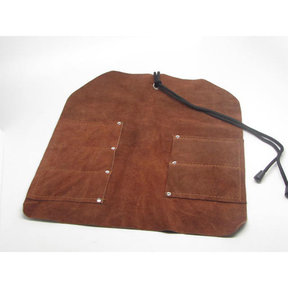 Leather Tool Roll 5 pocket
