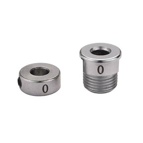"""Letter """"O"""" Size Drilling Guide And Stop Collar For WoodRiver DV2"""