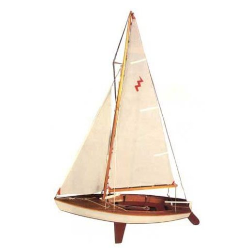View a Larger Image of Lightning Sailboat Kit