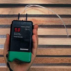 Mini-Ligno DX/C with Cable and Probes