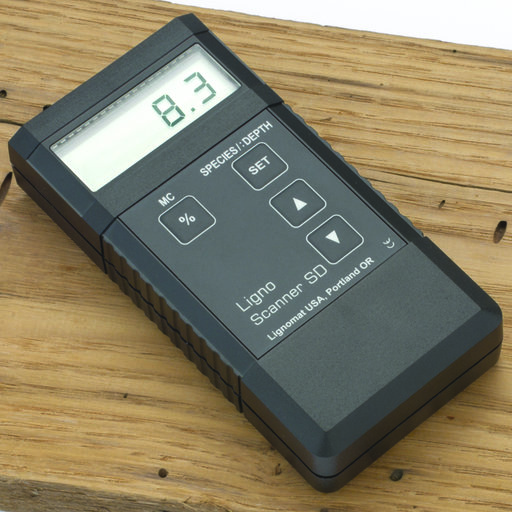 View a Larger Image of Scanner SD Moisture Meter