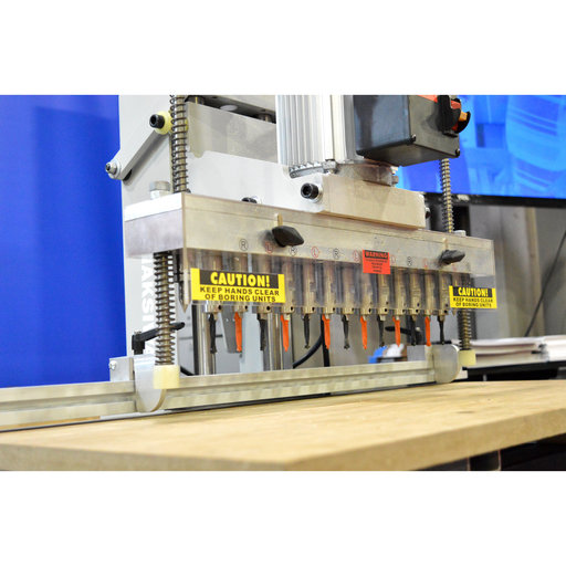 View a Larger Image of Line Boring Machine (Pneu)