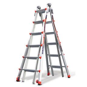 Revolution Ladder 26' Without Ratchet Leveler Option