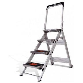 Safety Step Ladder - 4 Step