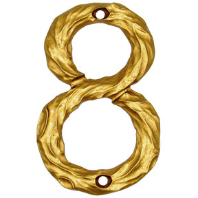 Log House Number Eight Lux Gold