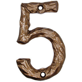 Log House Number Five Lux Bronze