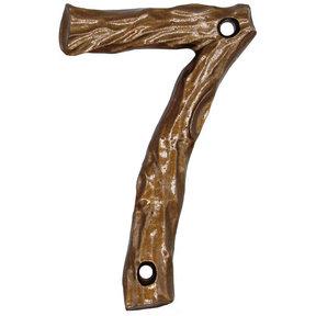 Log House Number Seven Lux Bronze