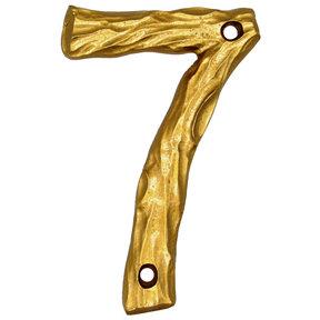 Log House Number Seven Lux Gold