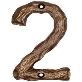 Log House Number Two Lux Bronze
