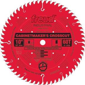 "LU73R010 Cabinetmaker's Crosscut Saw Blade 10"" x 5/8"" bore x 60 Tooth Hi-ATB"