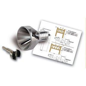 Industrial Series Beginner's Tenon Cutter Kit