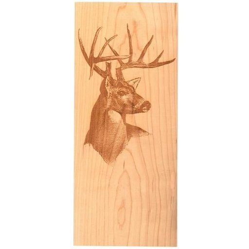 """View a Larger Image of Mahogany Wood Veneer - 1/16"""" Thick x 4-1/2"""" to 7-1/2"""" Width - 3 Square Foot Pack"""