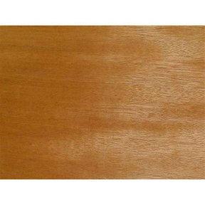 """Mahogany 4-1/2"""" to 6-1/2"""" Width 3 sq ft Pack Wood Veneer"""
