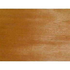 Mahogany 1' x 8' 10mil Paperbacked Flat Cut Wood Veneer