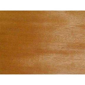 Mahogany 2' x 8' 3M® PSA Backed Flat Cut Wood Veneer