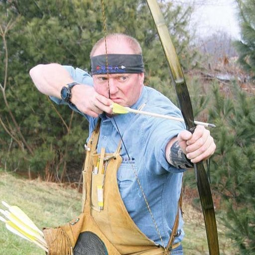 View a Larger Image of Making a Longbow - Downloadable Plan