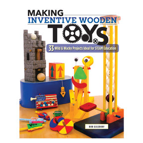 Making Inventive Wood Toys