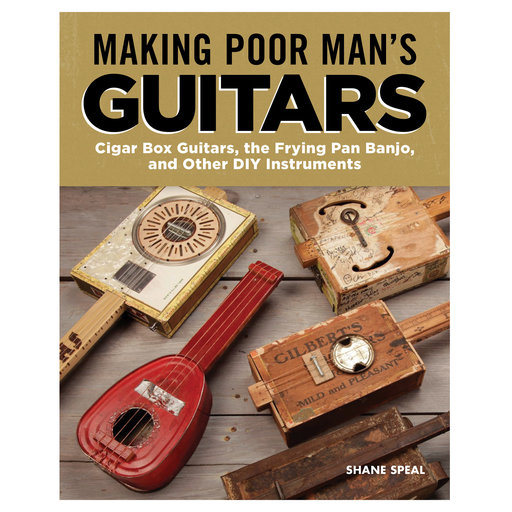 View a Larger Image of Making Poor Man's Guitars