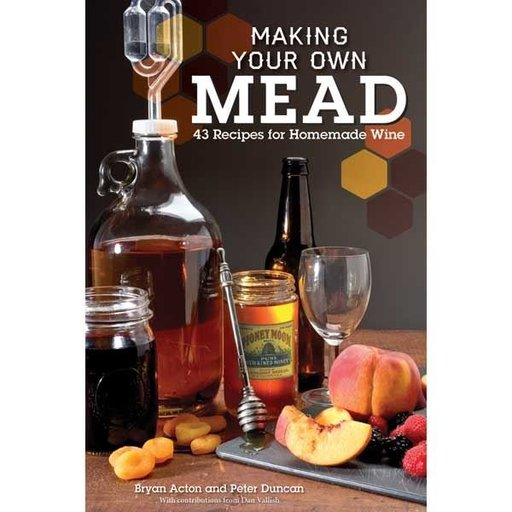 View a Larger Image of Making Your Own Mead