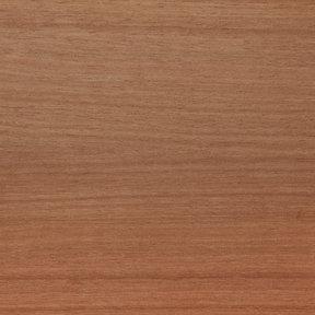 Makore, Quartersawn 4'X8' Veneer Sheet, 3M PSA Backed