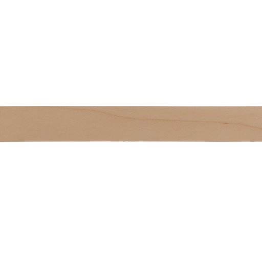 """View a Larger Image of Maple 13/16"""" x 25' Pre-finished Pre-glued Wood Edge Banding"""