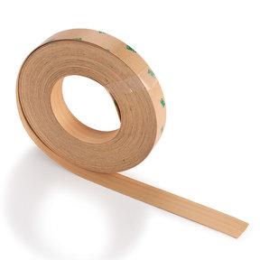 "Maple 13/16"" x 50' 3M® PSA Wood Edge Banding"