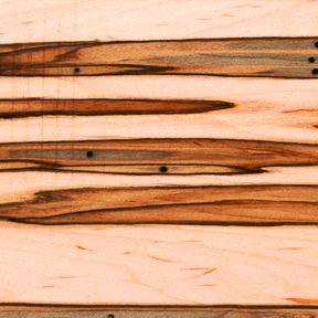 """Maple, Ambrosia - 3"""" x 8"""" x 8"""""""