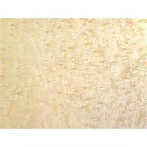 """Maple, Birdseye Wood Veneer - 4-1/2"""" to 6-1/2"""" Width - 3 Square Foot Pack"""