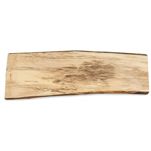 """View a Larger Image of Maple, Spalted Slab 48"""" x 15"""" x 1-1/2"""""""