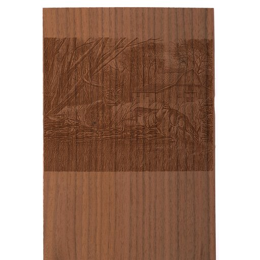 """View a Larger Image of Maple 1/16"""" Thick 4-1/2"""" to 7-1/2"""" Width 3 sq ft Pack Wood Veneer"""