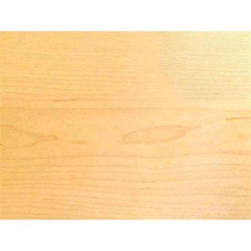 View a Larger Image of Maple 1' x 8' 10mil Paperbacked Flat Cut Wood Veneer
