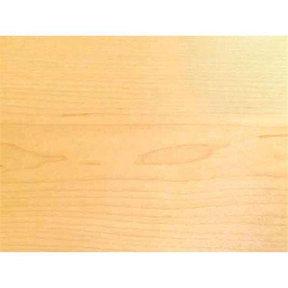 Maple 1' x 8' 10mil Paperbacked Flat Cut Wood Veneer