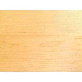 Maple 1' x 8' 3M® PSA Backed Flat Cut Wood Veneer