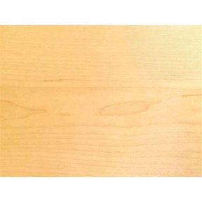 Maple 2' x 8' 3M® PSA Backed Flat Cut Wood Veneer