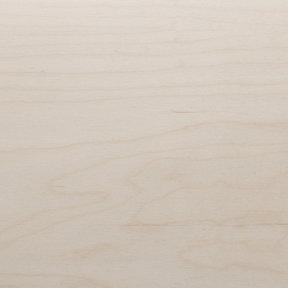 Maple Veneer Sheet Plain Sliced 4' x 8' 2-Ply Wood on Wood