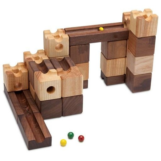 View a Larger Image of Marble Race - Downloadable Plan