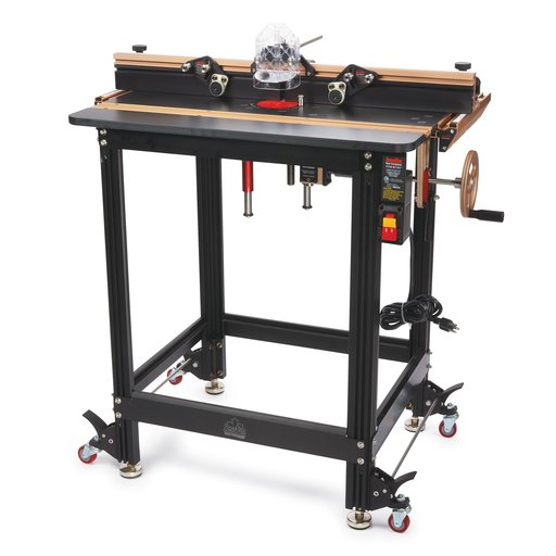 View a Larger Image of Ultimate Excel II Router Table Package