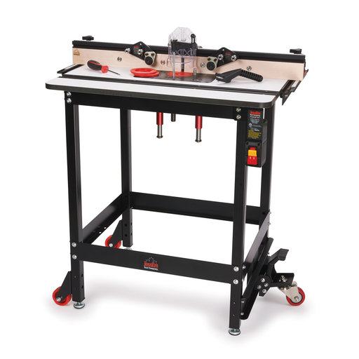 View a Larger Image of Mast-R-Lift II Router Table Package