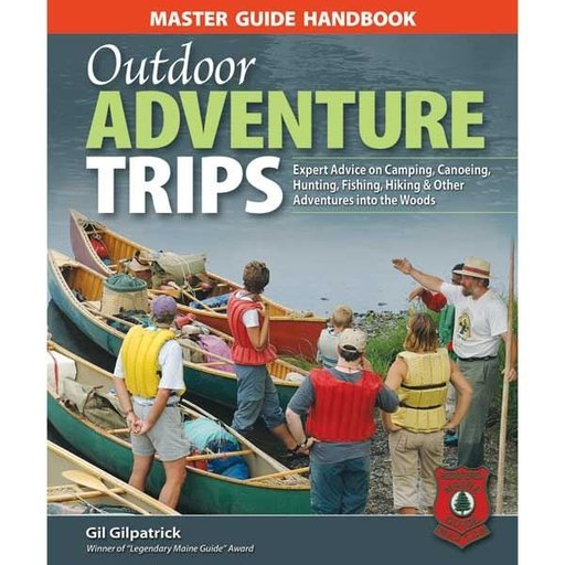 View a Larger Image of Master Guide Handbook to Outdoor Adventures