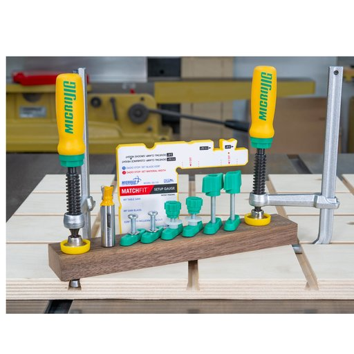 View a Larger Image of MATCHFIT Dovetail Clamp Pro