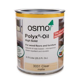 Matte Clear Polyx-Oil 3031Solvent Based .75 l