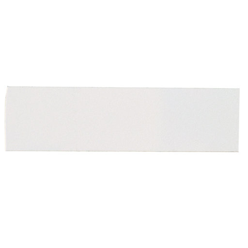 """View a Larger Image of Melamine, White 7/8"""" x 25' Pre-glued Edge Banding"""