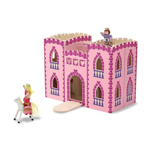 View a Larger Image of Fold & Go Princess Castle