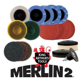 """Merlin2 Deluxe set 2"""""""