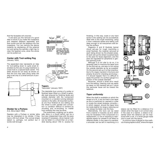 View a Larger Image of Metalworker's Hints and Tips for Home Machinists